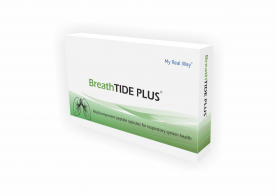 BreathTIDE PLUS peptidai kvėpavimo sistemos palaikymui